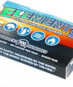 Elements 1.25 300 Pack-Rolling Papers & Tips-716165177630